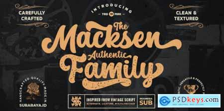 The Macksen Complete Family