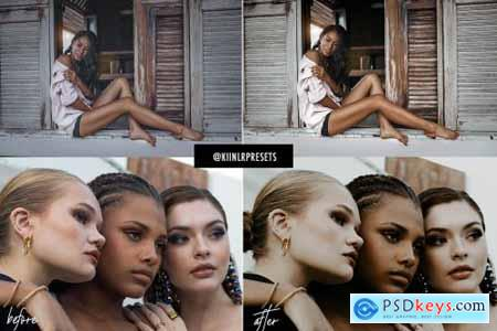 10 DARK SKIN LIGHTROOM PRESETS 4528888