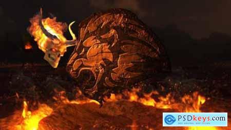 Hell Fire Logo 25704962