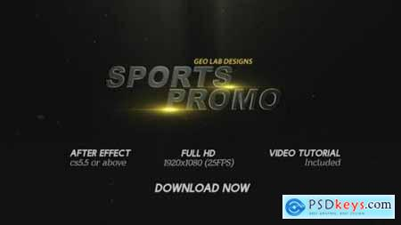 Sports Promo l Sports Titles l Sports Trailer 25683870