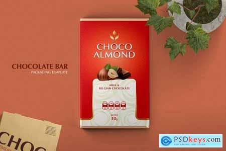 Chocolate Bar Packaging V2