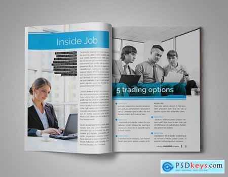 Tipudaya Magazine Template