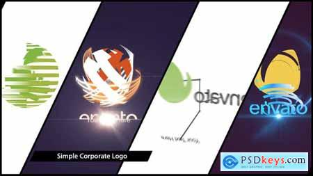 Videohive Simple Corporate Logo 16020883