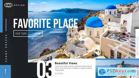 Videohive Favorite Place Travel Holiday Promotion 25710012