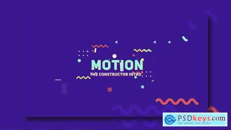 Videohive The constructor intro 19207749