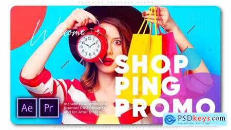 Shopping Colorful Promo 25719645