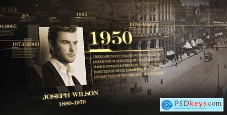 History Timeline 17161553