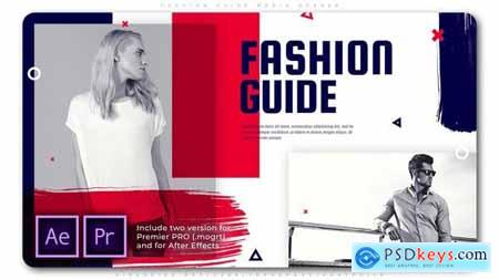 Fashion Guide Media Opener 25719580