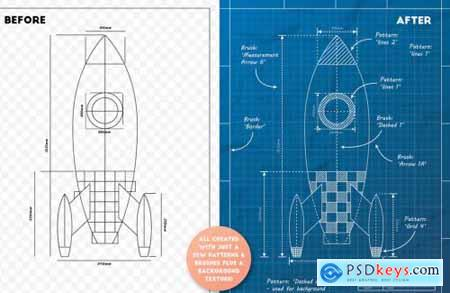 The Complete Vector Blueprint Kit