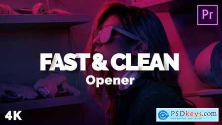 Fast & Clean Opener 24581404