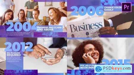 Corporate History Timeline Mogrt 25730165