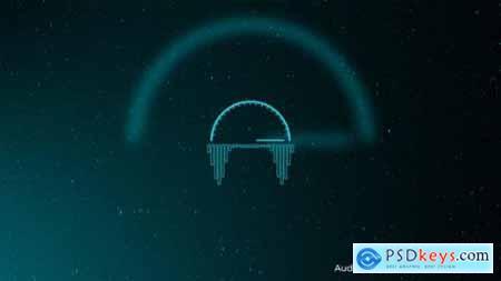 Audio Spectrum Music Visualizer 25753567