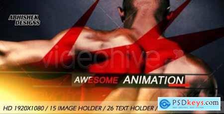 Videohive Fusion 5222421