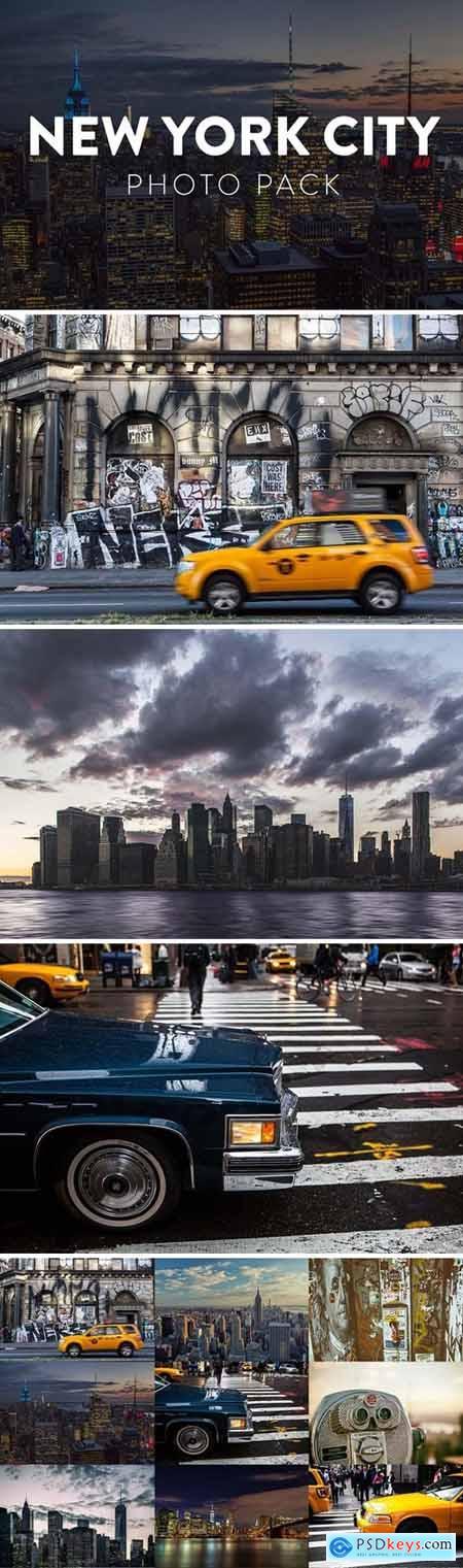 New York City Photo Pack 565739
