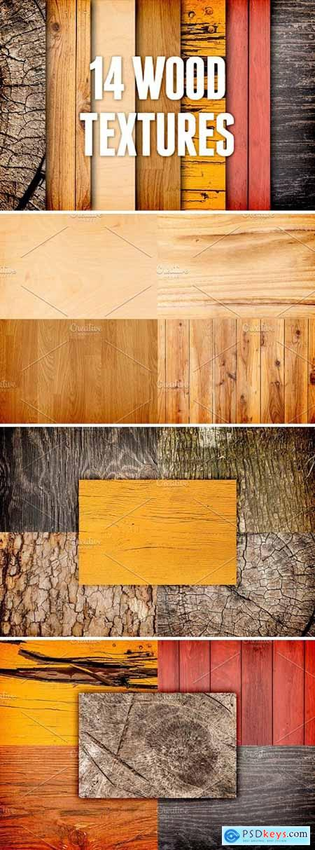 Wood Textures Pack 3 2319