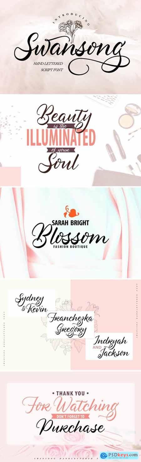 Swansong Font