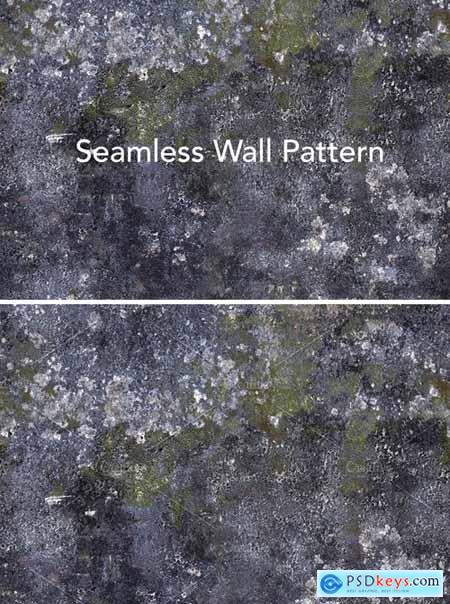 Decaying Wall Tileable Repeat 292121