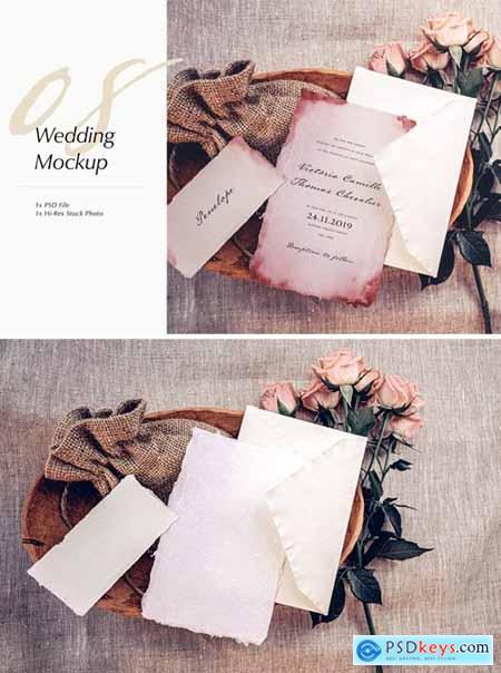 Wedding Photo Mockup 08