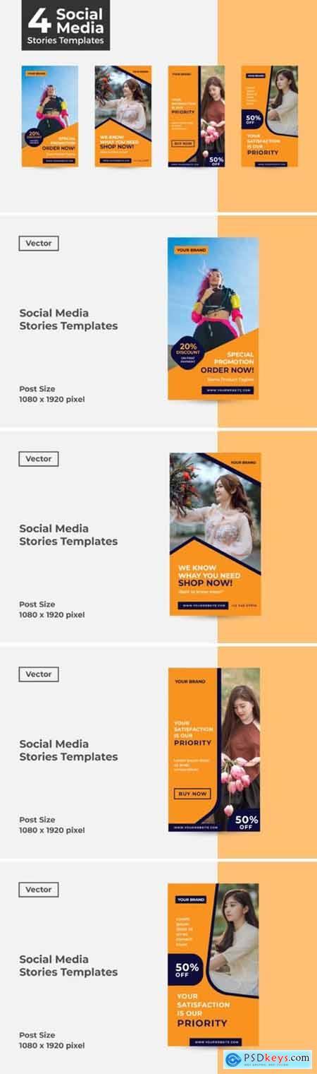 Social Media Stories Templates 2925368