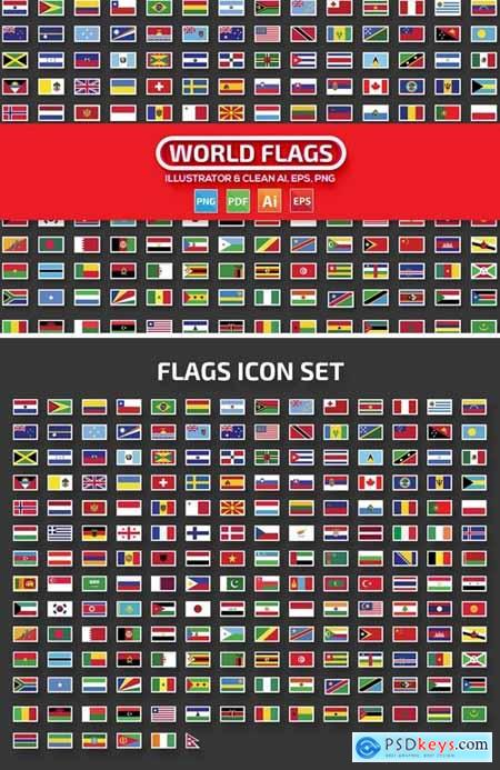 World Flags Design