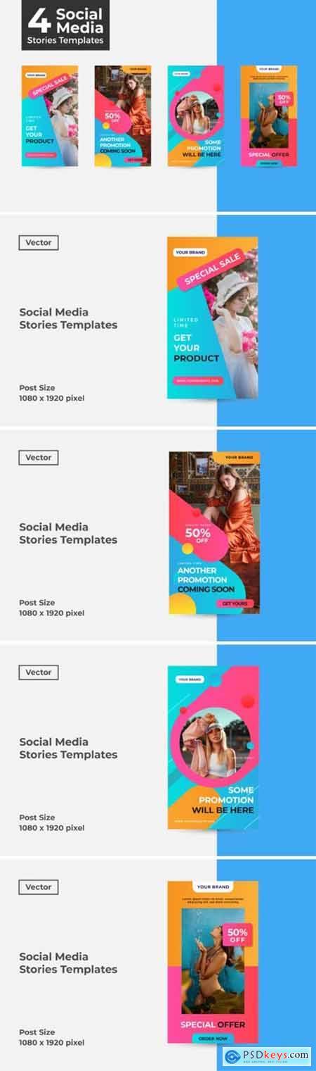 Social Media Stories Templates 2925361