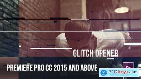 Videohive Dynamic Glitch Opener 22607760