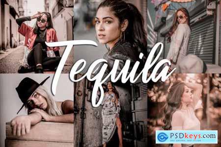 10 Lightroom Presets - Tequila 3814187