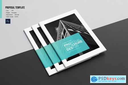 Business Proposal Templates 4492994