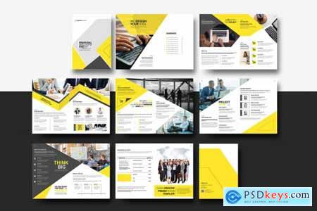 Business Proposal Templates 4493091