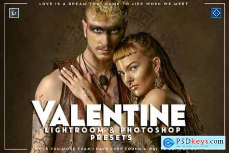 Valentine Lightroom & ACR Presets 4492443