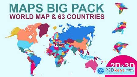 Maps Big Pack 24207754