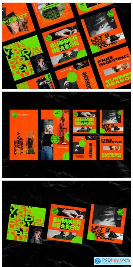Champhype Instagram Templates 2894561
