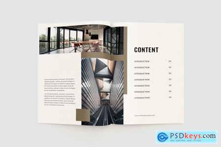 equipment Architecture Brochure 4588387