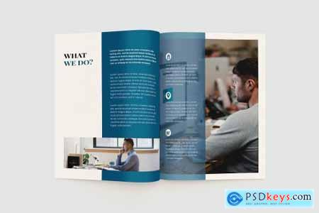 material Corporate Brochure 4588385