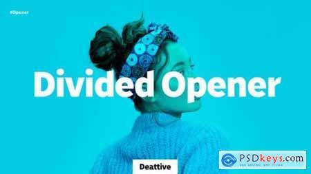 Divided Opener 25504167