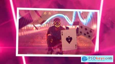 Neon Slideshow 25759821