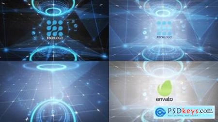 Hi-Tech Logo Reveal 25758622