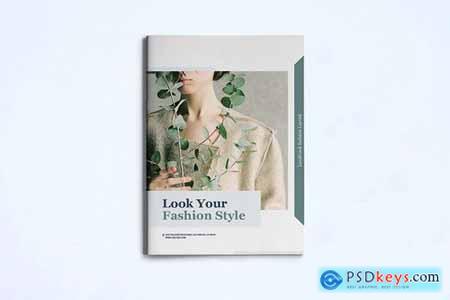 Fashion Lookbook Template 2