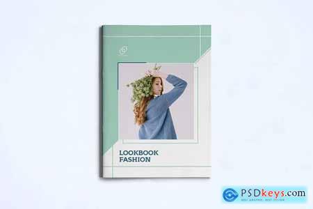 Fashion Lookbook Template 3