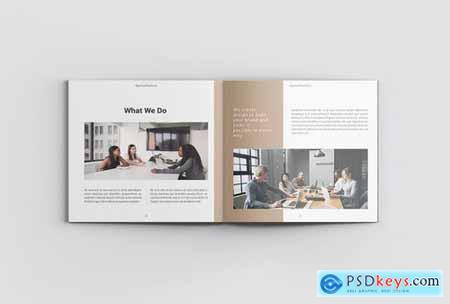 Square Agency Brochure