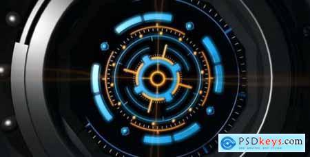 Videohive Eye Robo Logo 2562211