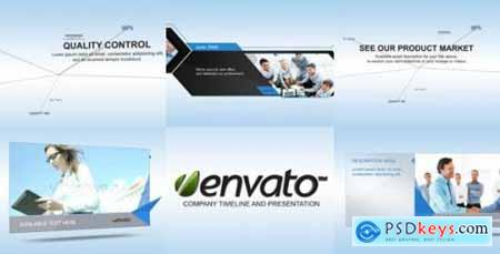 Videohive Corporate Display and Timeline 5911522