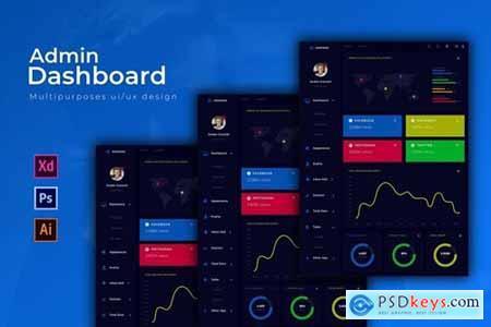 Adminae Dashboard - Admin Template