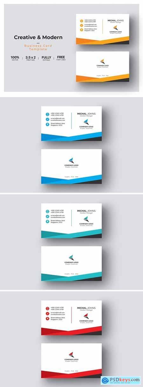 Business Card E9Z7BQL