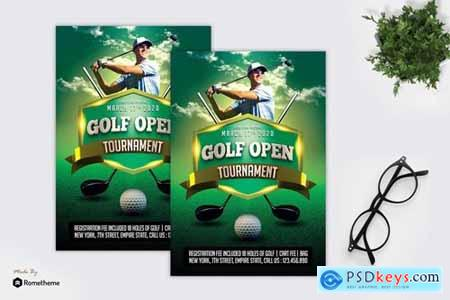 Golf Tournament - Sport Flyer MR