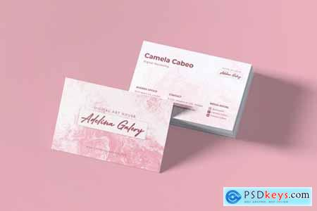 Adelina Galery Business Card