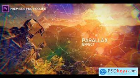 Videohive Digital Parallax Slideshow for Premiere Pro 25761247