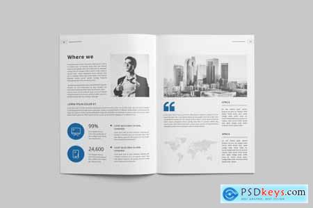 Corporate Brochure 4583357