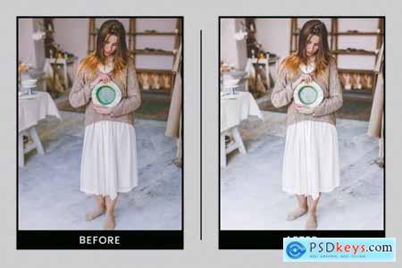Lightroom Presets Organic Ceramic 4410274