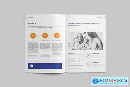 Proposal Brochure Template 4583929